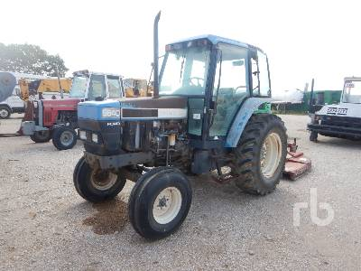 NEW HOLLAND 5640 2WD Tractor
