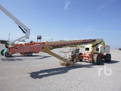JLG 120HX 4x4 Boom Lift