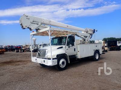 2007 INTERNATIONAL 4300 w/Terex Hi Ranger Bucket Truck