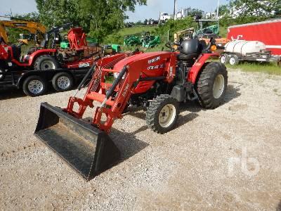 2018 BRANSON 3520H 4WD Utility Tractor