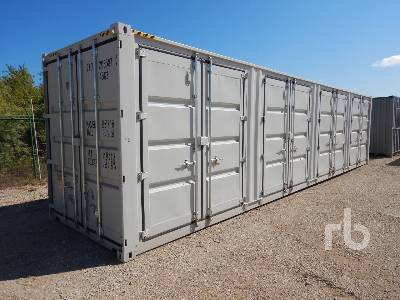 Unused 2021 40 Ft High Cube Container