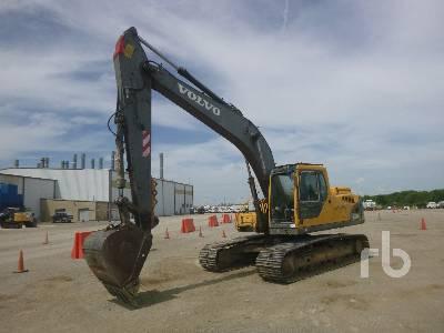2006 VOLVO EC210BLC Hydraulic Excavator