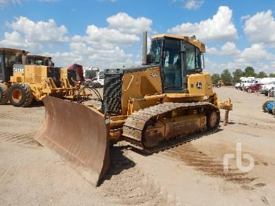 2011 JOHN DEERE 750J Crawler Tractor
