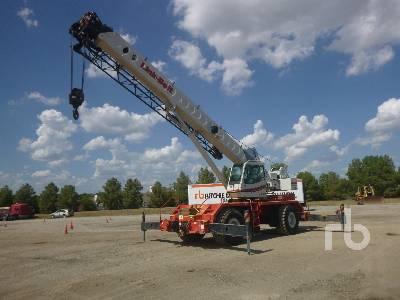 2009 LINK-BELT RTC-8050 SERIES 50 Ton 4x4x4 Rough Terrain Crane