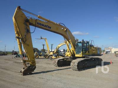2012 KOMATSU PC650LC-8 Hydraulic Excavator