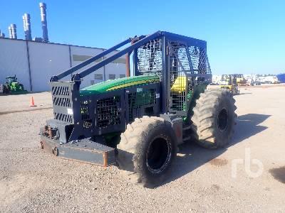 JOHN DEERE 5100M MFWD Tractor