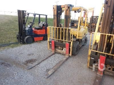 HYSTER H80 Forklift