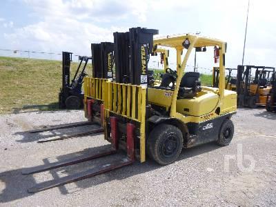 HYSTER H80FT 8000 Lb Forklift