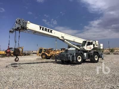 2000 TEREX RT175 Rough Terrain Crane