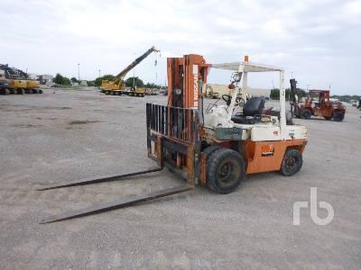 NISSAN BGF03A40V 7500 Lb Forklift