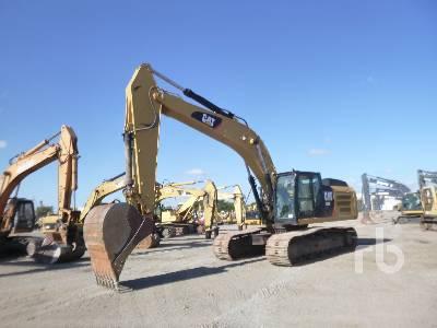 2014 CATERPILLAR 336ELH Hydraulic Excavator