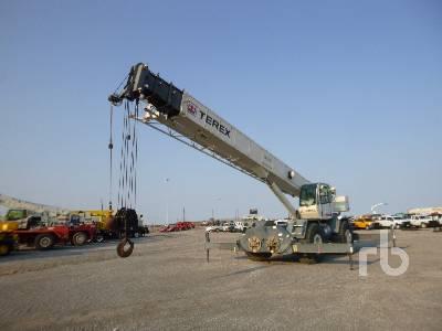 2006 TEREX RT555 55 Ton 4x4x4 Rough Terrain Crane