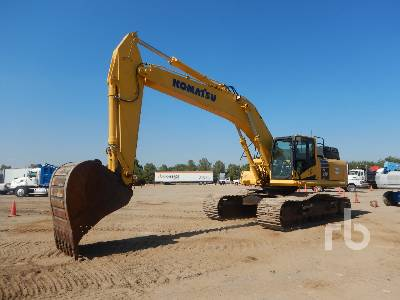 2014 KOMATSU PC490LC-10 Hydraulic Excavator
