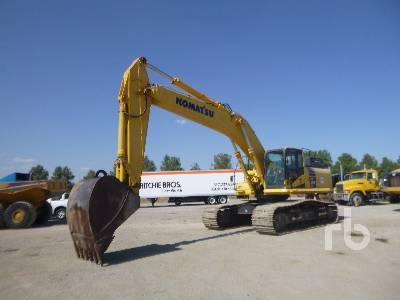 2013 KOMATSU PC490LC-10 Hydraulic Excavator