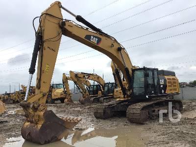 2017 CATERPILLAR 349FL Hydraulic Excavator