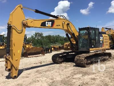 2018 CATERPILLAR 326FL Hydraulic Excavator
