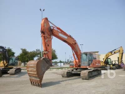 2014 DOOSAN DX350LC-3 Hydraulic Excavator