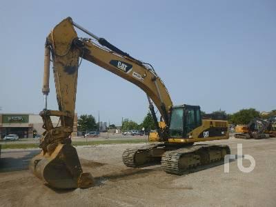 2007 CATERPILLAR 345CL Hydraulic Excavator