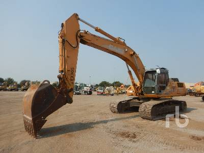 2006 CASE CX330 Hydraulic Excavator