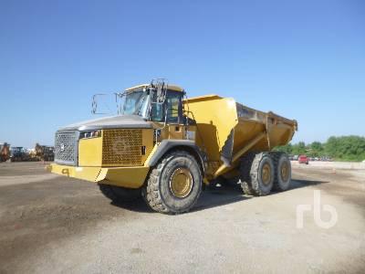 2015 JOHN DEERE 460ET 6x6 Articulated Dump Truck