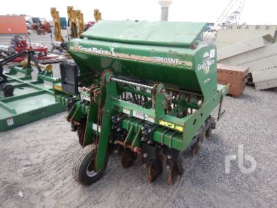 GREAT PLAINS 3P605NT 6 Ft Seed Drill