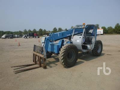 GENIE GTH-636 6000 Lb 4x4 Telescopic Forklift