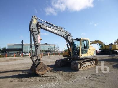 2007 VOLVO EC140BLC Hydraulic Excavator