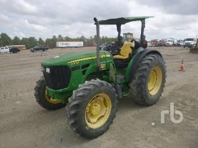 JOHN DEERE 5085M MFWD Tractor