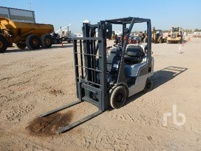 NISSAN NL01A15D Forklift