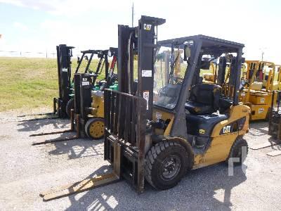 CATERPILLAR 2PD5000 5000 Lb Forklift