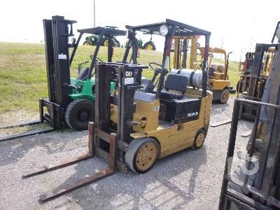 CAT GC20 4000 Lb Forklift