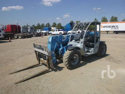 GENIE GTH-5519 5000 Lb 4x4x4 Telescopic Forklift