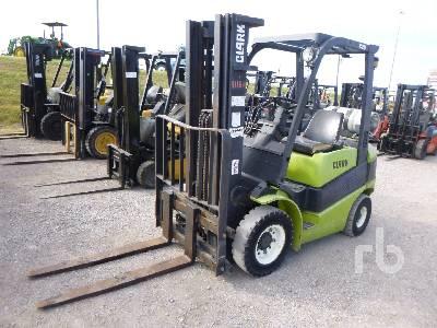 CLARK C25L 5000 Lb Forklift