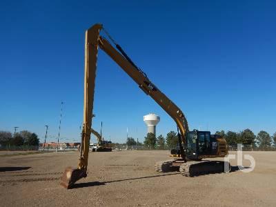 2012 CATERPILLAR 324E Long Reach Hydraulic Excavator