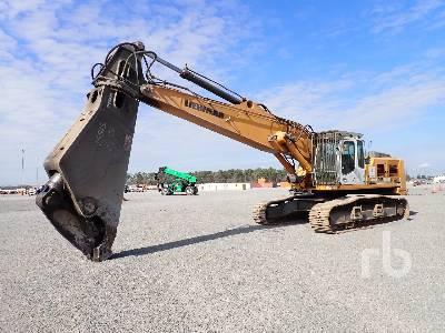 2015 LIEBHERR 954 Hydraulic Excavator