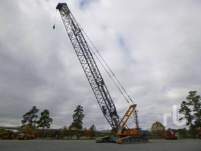 2000 LIEBHERR LR1400/1 430 Ton Crawler Crane