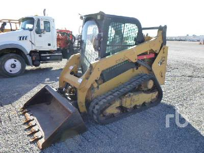 2016 CATERPILLAR 259D Compact Track Loader