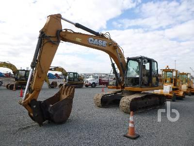 2012 CASE CX160C Hydraulic Excavator