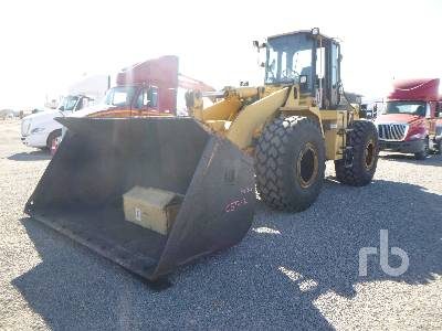1996 CATERPILLAR 950F Series II Wheel Loader