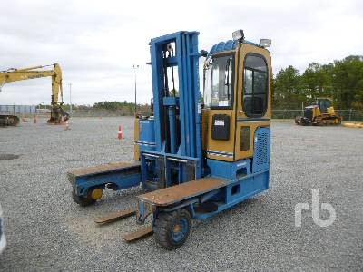 2007 OMEGA 4DH16-80-48UP 8000 Lb Forklift