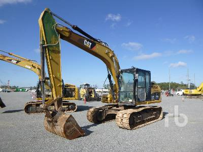 2010 CATERPILLAR 315DL Hydraulic Excavator
