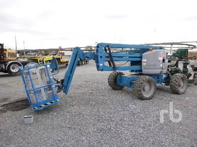 2006 GENIE Z45/25 4x4 Articulated Boom Lift