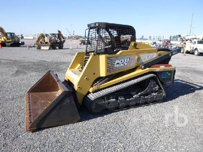 2006 ASV RCU High Flow Compact Track Loader