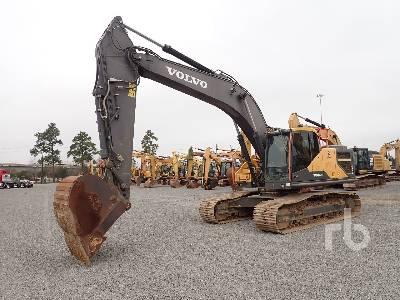 2017 VOLVO EC300EL Hydraulic Excavator