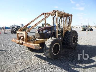 2006 NEW HOLLAND TB110 4WD Tractor