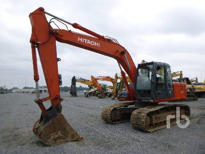 HITACHI ZX160LC Hydraulic Excavator