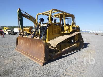2000 CATERPILLAR D6R LGP Crawler Tractor