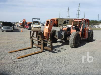 2006 JLG G943A 9000 Lb 4x4x4 Telescopic Forklift