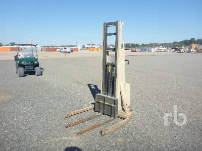 CROWN 20MT 2000 Lb Walk Behind Electric Forklift