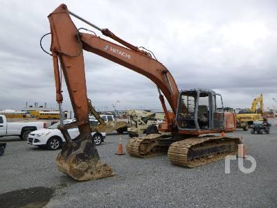 1993 HITACHI EX200LC-2 Hydraulic Excavator
